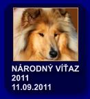 Národný víťaz, Prešov 2011 11.9.2011
