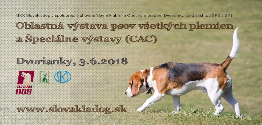 OV Dvorianky, 3.6.2018